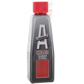 ACOLOR COLORANTRE WATER FOR WATER-BASED PAINTS ML. 45 COLOR RED No. 2