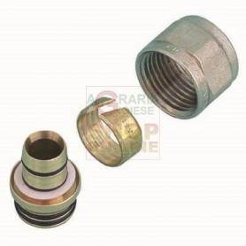 ADAPTER FOR MULTILAYER PIPE 18X2,0-3/4