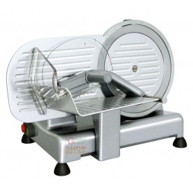 ELECTRIC SLICER RGV PROFESSIONAL LUXOR 22 BLADE MM 220 WATTS. 120