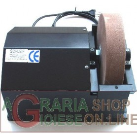 GRINDING MACHINE ELECTRIC WATER PROFESSIONAL WITH THE GRINDING WHEEL, SANDSTONE, DIAMETER CM. 20
