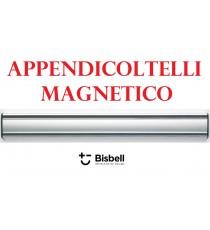 APPENDICOLTELLI MAGNETICO ALLUMINIO PROFESSIONALE BISBELL mm.