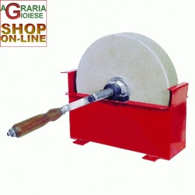PROFESSIONAL GRINDING MACHINE MANUAL WATER FOR SHARPENING KNIVES, SCISSORS AND TOOLS CM. 15