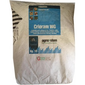 AGRISYSTEM CRIORAM WG FUNGICIDE COPPER-BASED OXYCHLORIDE OF COPPER KG. 10