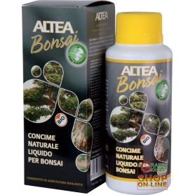 ALTEA BONSAI ORGANIC MANURE LIQUID FOR BONSAI 200g