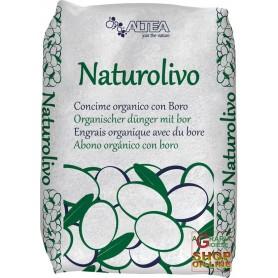 ALTEA NATUROLIVO BIOLOGICAL FERTILIZER OF NITROGEN WITH BORON - SPECIFIC TO OLIVE TREES