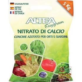 ALTEA CALCIUM NITRATE GRANULAR FERTILIZER of NITROGEN FOR vegetable AND flower GARDENS 5 Kg