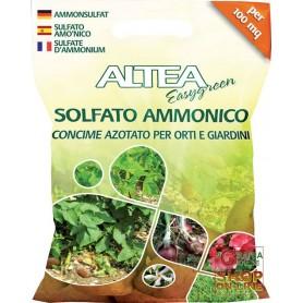 ALTEA AMMONIUM SULPHATE MINERAL FERTILIZER NITROGEN FOR VEGETABLES AND FRUIT PLANTS, 5 Kg