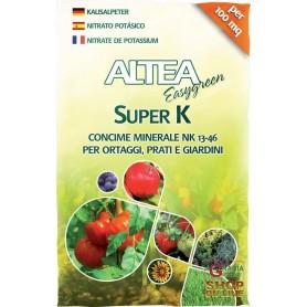 ALTEA SUPER K CONCIME MINERALE NK 13-46 PER ORTAGGI E FRUTTA E GIARDINI 1 Kg