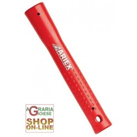 ARIEX FIBRE HANDLE RED FOR KICKBACKS, ANTI-SLIP