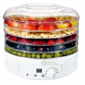 ARTUS DEHYDRATOR DRYER FOR MEAT FISH FRUIT AND VEGETABLES WATTS. 230-260