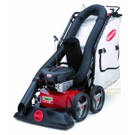VACUUMS IBEA 2755 PULLED, VACUUM cleaner TURBO WHEELED MOTOR BRIGGS AND STRATTON 190cc