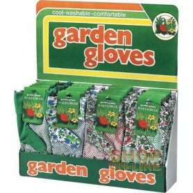 ASSORTMENT OF GARDENING GLOVES 8 OUNCES 48 PAIRS