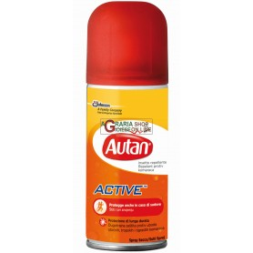 AUTAN SPRAY ACTIVE PROTECTION PLUS INSECT REPELLENT MULTI INSECT ML. 100