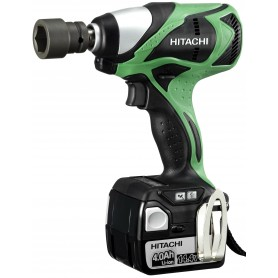 Impact WRENCH HITACHI WR14DBDL 14.4 V 4.0 Ah CWITH 2 BATTERIES LITHIUM LI-ION battery