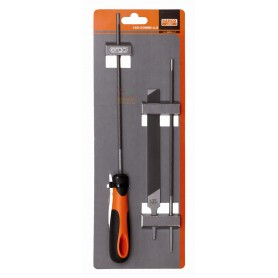 BAHCO ART. 168-COMBI-4.0 SET FILES FOR CHAIN MM. 4 WITH FLAT FILE 6 IN.