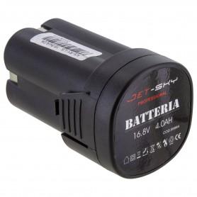 BATTERIA PER FORBICI A BATTERIA MOD. DJ-025 16,8V 4.0AH