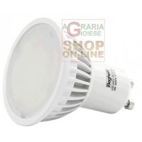 BEGHELLI LAMPADA A LED 56303K SPOT GU10W6 FREDDA WATT. 6 LUMEN