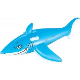 Bestway 41032 Vinile Blu Gonfiabile cavalcabile galleggiante per nuoto da bambini