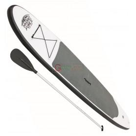 BESTWAY 65055 TAVOLA DA SUO SURF GONFIABILE CON REMO CM. 310x68x10