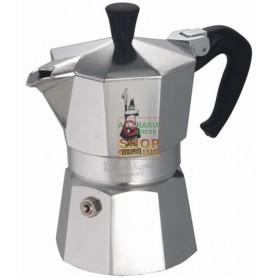 BIALETTI CAFFETTIERA CAFFE MOKA EXPRESS 3 TAZZE
