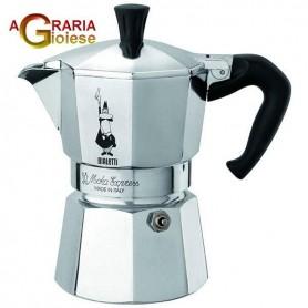 BIALETTI CAFFETTIERA CAFFE MOKA EXPRESS 6 TAZZE