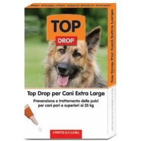 BOLFO TOP DROP COLLARE PER CANI EXTRA LARGE SUPER 25 KG.