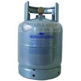 BOMBOLA PER GAS LIQUIDO DA KG.3 EUROCAMPING