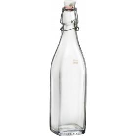 Bottiglia Bormioli Rocco Swing 250ml tappo meccanico in vetro acqua