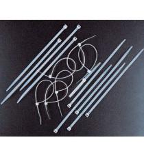 FASCETTE DI CABLAGGIO NYLON NERE MM. 4,8 X 200 PZ. 100