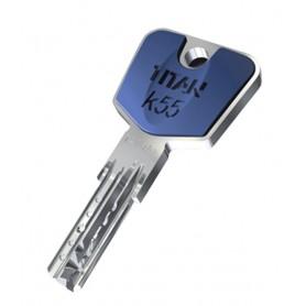 CHIAVE GREZZA CH-K55-01 X CILINDRO K55