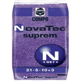 COMPO NOVATEC SUPREM CONCIME COMPLESSO N.P.K 21.5.10 CON MICROELEMENTI KG. 25