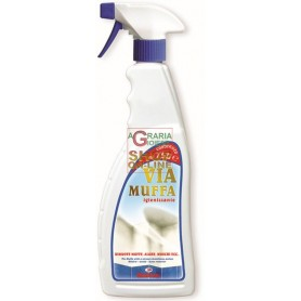 DETERGENTI RHUTTEN SPRAY VIA MUFFA ML. 750