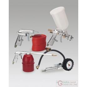 Einhell Set 5 accessori per compressore