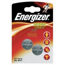 ENERGIZER PILE SPECIAL LITIO 3V 2 PZ. 2025