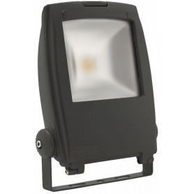 FARO PROIETTORE A LED NERO 2400 LUMEN WATT 30