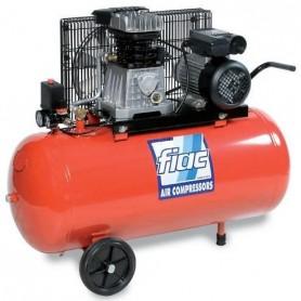 FIAC COMPRESSORE AB100/248M LT. 100 HP.2 A CINGHIA ARIA COMPRESSA MADE ITALY