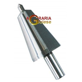 FRESA CONICA ALLARGAFORI HSS-G MM. 6/20