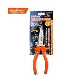 HORUSDY PROFESSIONAL TOOLS PINZA CON BECCHI LUNGHI 6 poll. SDY-97605