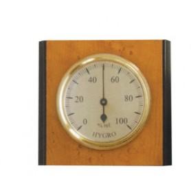 IGROMETRO IN LEGNO CM.9,5X8,5 ART. 301341