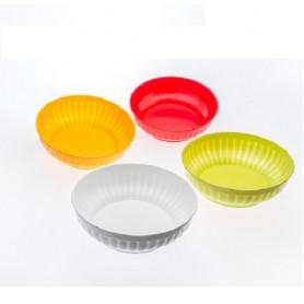 INSALATIERA IN PLASTICA DIAM. 28 Colori assortiti Mix