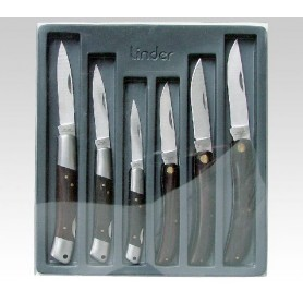 LINDER COLTELLO 325500 SET
