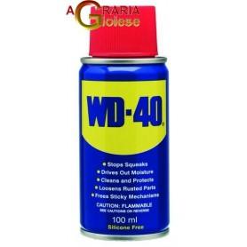 LUBRIFICANTI WD-40 SPRAY ML.100 WD40