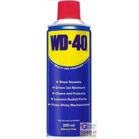 LUBRIFICANTI WD-40 SPRAY ML.200 WD40