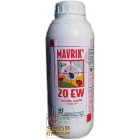 MAVRIK 20 EW LT.1 FLUVALINATE INSETTICIDA AFICIDA RISPETTA LE API
