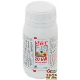 MAVRIK 20 EW ML. 150 FLUVALINATE INSETTICIDA AFICIDA RISPETTA LE API