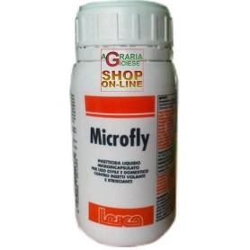 MICROFLY PER MOSCHE E ZANZARE CIPERMETRINA 10 ML. 250