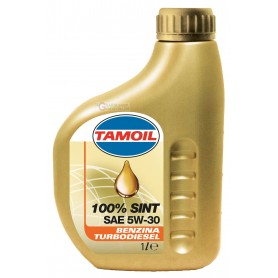 TAMOIL OLIO LUBRIFICANTE SPECIAL SINT 5W 30 LT. 1