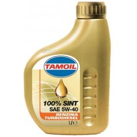 TAMOIL OLIO LUBRIFICANTE SPECIAL SINT 5W 40 LT. 1