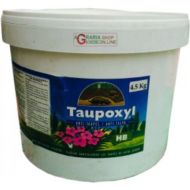 TAUPOXIL REPELLENTE ANTITALPA KG. 4,50 IN FUSTELLO SCACCIA TALPA