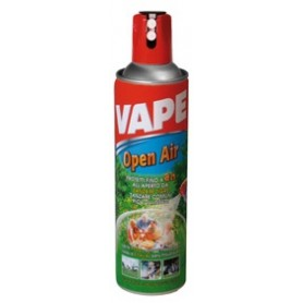 VAPE SPRAY OPEN AIR PER ZANZARE E PICCOLI INSETTI PER ESTERNO ML. 600